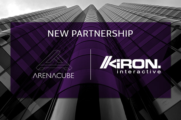ArenaCube and Kiron Interactive to form  Strategic Partnership in Virtual Gaming